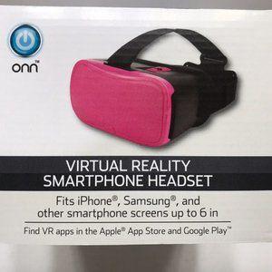NEW Onn Virtual Reality Phone Headset